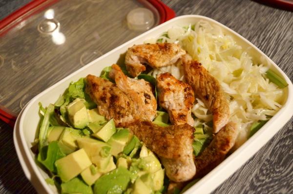 Salat to go von Paleo AIP